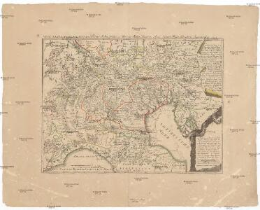 Neue Karte von den franzoesischen Kriegs-Schauplatze in Ober und Mittel Italien, Tyrol, Friaul, Krain, Kaernthen, Steyermark etc