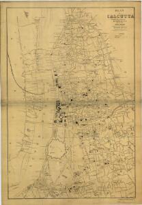 Plan of Calcutta