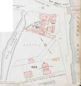 Insurance Plan of Nottingham Vol. III: sheet 43-3