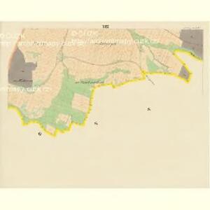 Dobrzegitz - c1204-1-017 - Kaiserpflichtexemplar der Landkarten des stabilen Katasters
