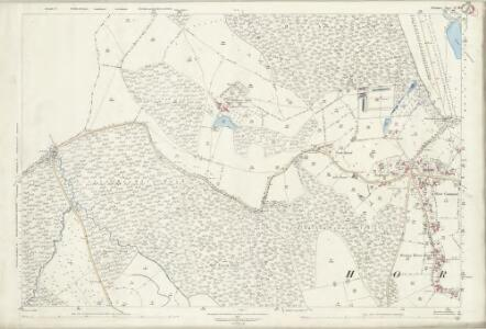 Wiltshire LI.13 (includes: Horningsham; Maiden Bradley with Yarnfield; Selwood) - 25 Inch Map