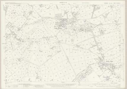 Yorkshire CCLXXIII.1 (includes: Cumberworth; Denby; Holmfirth; Kirkburton) - 25 Inch Map