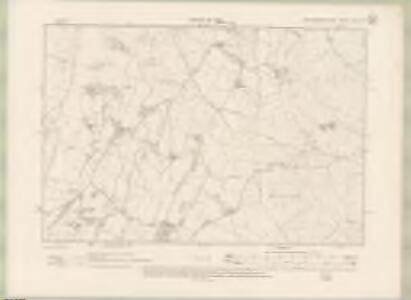 Kirkcudbrightshire Sheet XLIX.SE - OS 6 Inch map