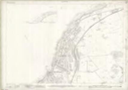 Fifeshire, Sheet  001.14 & 10 - 25 Inch Map