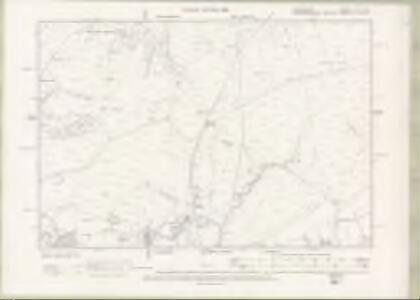 Lanarkshire Sheet XIV.SW - OS 6 Inch map