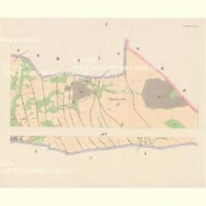 Mittl Lipka (Prostredny Lipka) - c6132-1-002 - Kaiserpflichtexemplar der Landkarten des stabilen Katasters