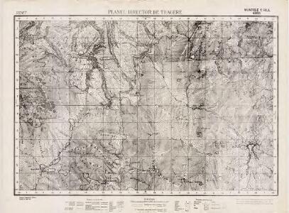 Lambert-Cholesky sheet 4255 (Muntele Siriul)