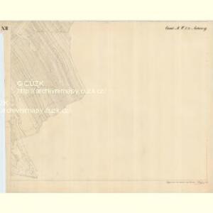 Zlabings - m2780-1-018 - Kaiserpflichtexemplar der Landkarten des stabilen Katasters