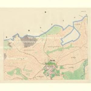 Zimitz - c1024-1-002 - Kaiserpflichtexemplar der Landkarten des stabilen Katasters