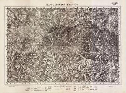 Lambert-Cholesky sheet 3076 (Coroeni)