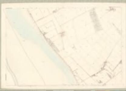 Dumfries, Sheet LX.8 (with extension LX.7) (Carlaverock) - OS 25 Inch map