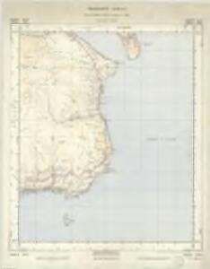 NS02 & Parts of NS01 - OS 1:25,000 Provisional Series Map