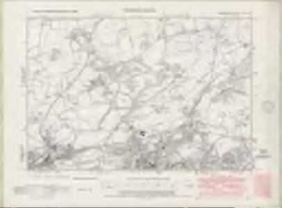 Lanarkshire Sheet VIII.NW - OS 6 Inch map