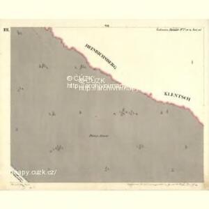 Vollmau Unter - c1279-1-003 - Kaiserpflichtexemplar der Landkarten des stabilen Katasters