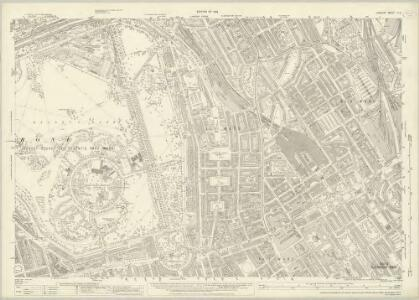 London (1915- Numbered sheets) V.5 (includes: St Marylebone; St Pancras) - 25 Inch Map