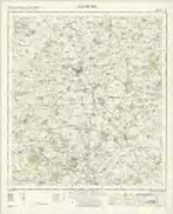 Banbury - OS One-Inch Map