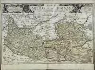 Comtés d'Artois et de Hainaut