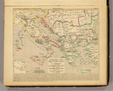 L'Empire Grec, l'Italie, 1002 a 1125.