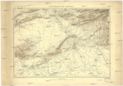 Environs de Biskra