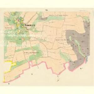 Frauenreuth - c3328-2-005 - Kaiserpflichtexemplar der Landkarten des stabilen Katasters