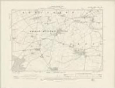 Wiltshire XXXIX.NW - OS Six-Inch Map