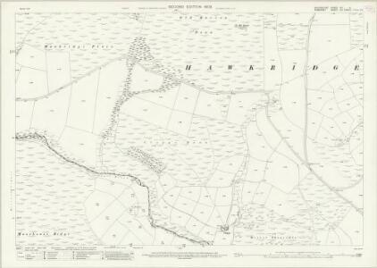 Devon XVI.6 (includes: Molland; Withypool) - 25 Inch Map