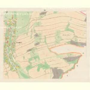 Kamitz (Kamenka) - m1142-1-005 - Kaiserpflichtexemplar der Landkarten des stabilen Katasters