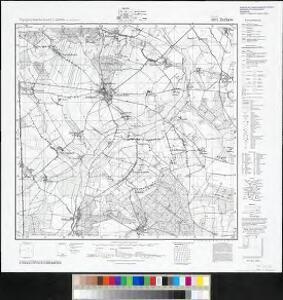 Meßtischblatt 3971 : Zerkow, 1940?