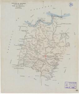 Mapa planimètric de la Pobla de Massaluca