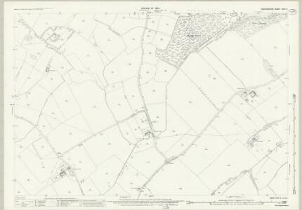 Bedfordshire XXVI.5 (includes: Barton in The Clay; Gravenhurst; Higham Gobion; Pulloxhill; Silsoe) - 25 Inch Map