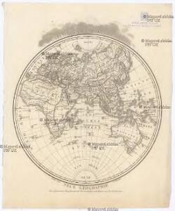 Östliche Halbkugel der Erde