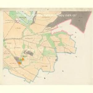 Podhrad - c1894-1-014 - Kaiserpflichtexemplar der Landkarten des stabilen Katasters