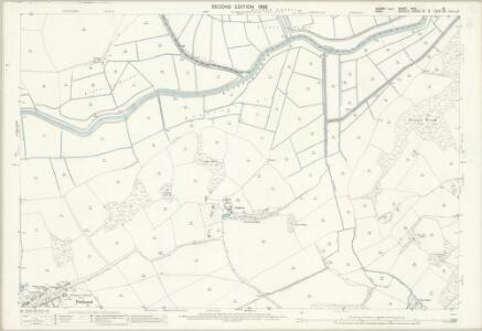 Sussex XXXI.10 (includes: Bodiam; Ewhurst; Northiam; Sandhurst) - 25 Inch Map