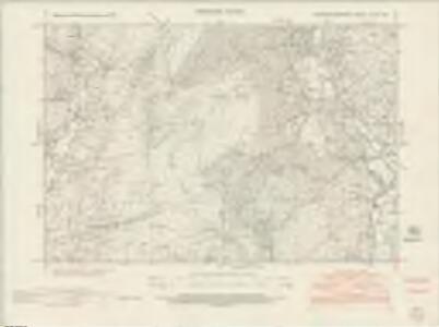 Caernarvonshire XXVII.NE - OS Six-Inch Map