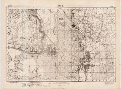 Lambert-Cholesky sheet 4540 (Olteniţa)