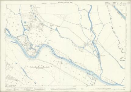 Surrey V.5 (includes: Egham; Wyrardisbury) - 25 Inch Map