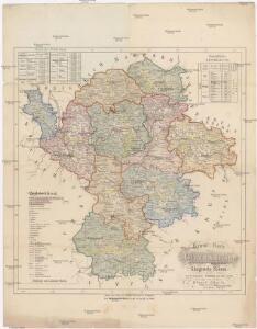 Special-Karte des Egerer Kreis, resp. politischen Verwaltungsbezirkes Königreiche Böhmen