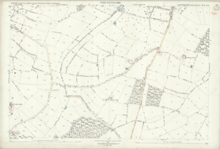 Leicestershire IX.16 (includes: Belton; Breedon on the Hill; Isley cum Langley; Long Whatton) - 25 Inch Map