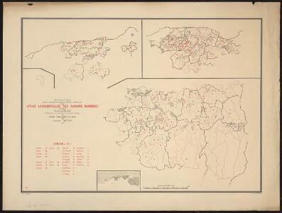 Atlas linguistique des parlers berbères. Algérie, Territoires du Nord. Cheval (Pl)