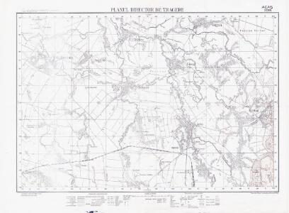 Lambert-Cholesky sheet 2578 (Acaș)