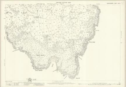 Caernarvonshire XLVI.3 & 7 (includes: Aberdaron) - 25 Inch Map