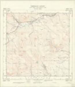 NN93 - OS 1:25,000 Provisional Series Map