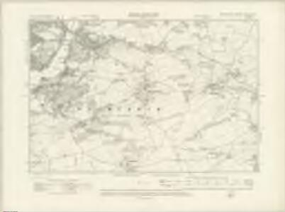 Devonshire CXXIV.SW - OS Six-Inch Map