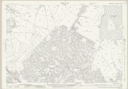 Yorkshire CCXCV.9 (includes: Sheffield) - 25 Inch Map