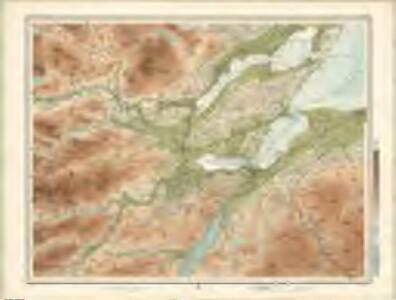 Inverness - Bartholomew's 'Survey Atlas of Scotland'