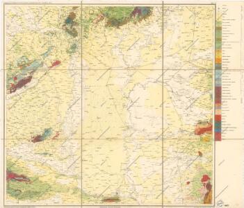 Geologishe Übersichtskarte der Österreichischen Monarchie...