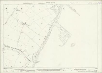 Sussex LXXXI.3 (includes: Selsey) - 25 Inch Map