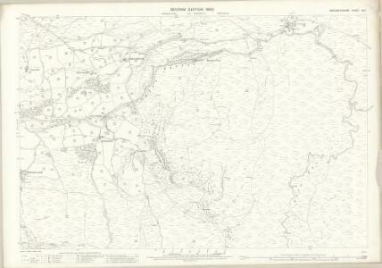 Merionethshire XII.7 (includes: Ffestiniog; Maentwrog) - 25 Inch Map