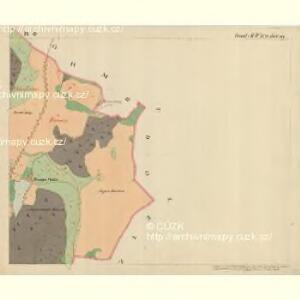 Stoitzen - m2885-1-004 - Kaiserpflichtexemplar der Landkarten des stabilen Katasters