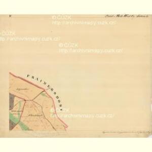 Edenthurn - m3465-1-002 - Kaiserpflichtexemplar der Landkarten des stabilen Katasters